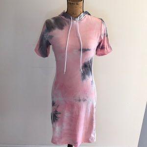 Buzz Tee Shirt Dress